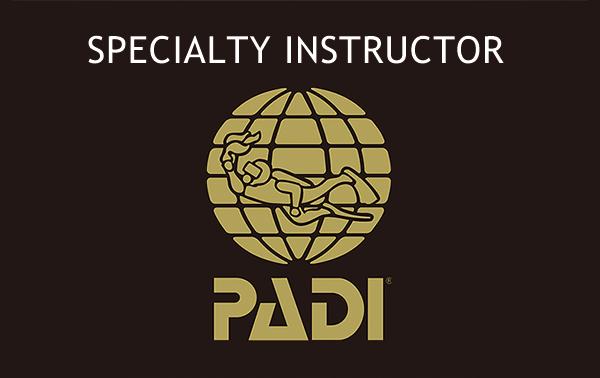 ダイビングプロライセンス「PADI」
