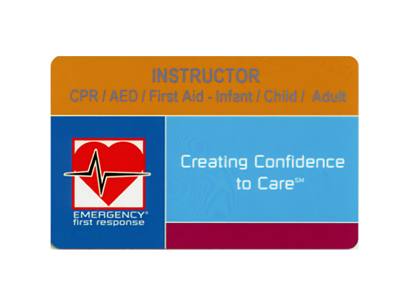 EFR インストラクターコース応急救護
