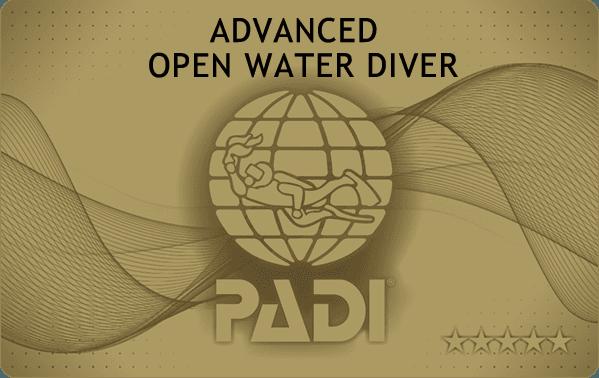 ダイビングライセンス「PADIアドバンスオープンウォーターコース」