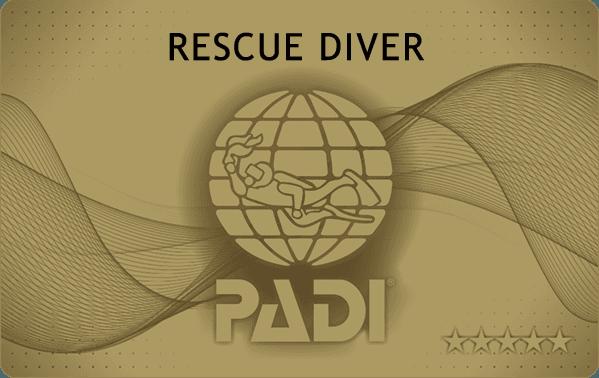 レスキュー・ダイバー・コース「PADI」