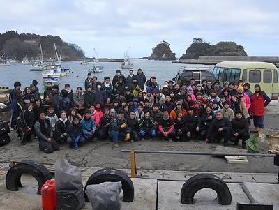 東日本大震災復興支援活動