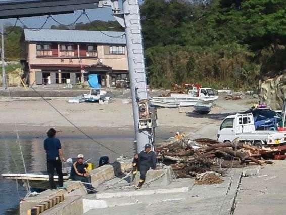東日本大震災復興支援スキューバダイビングで出来る事